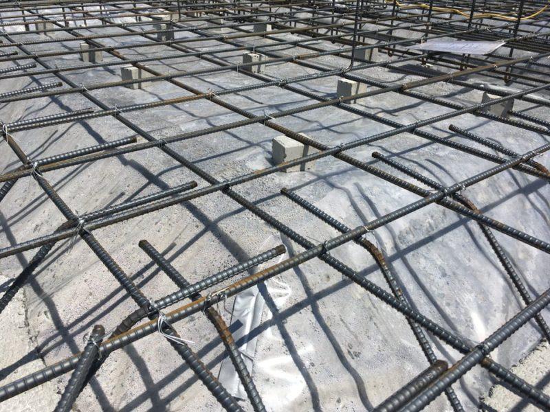 基礎の防湿シート